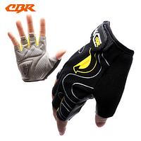 Велосипедные перчатки CBR MTB Half Finger Gel