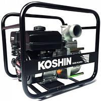Мотопомпа для грязной воды Koshin STV-80X-BAE (80 мм, 54 куб.м/ч)