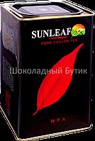 Чай SUNLEAF Солнечный Лист, черный чай, ж/б, 400г.