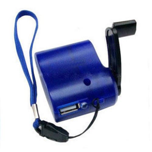 Ручное динамо зарядное устройство для мобильного телефона