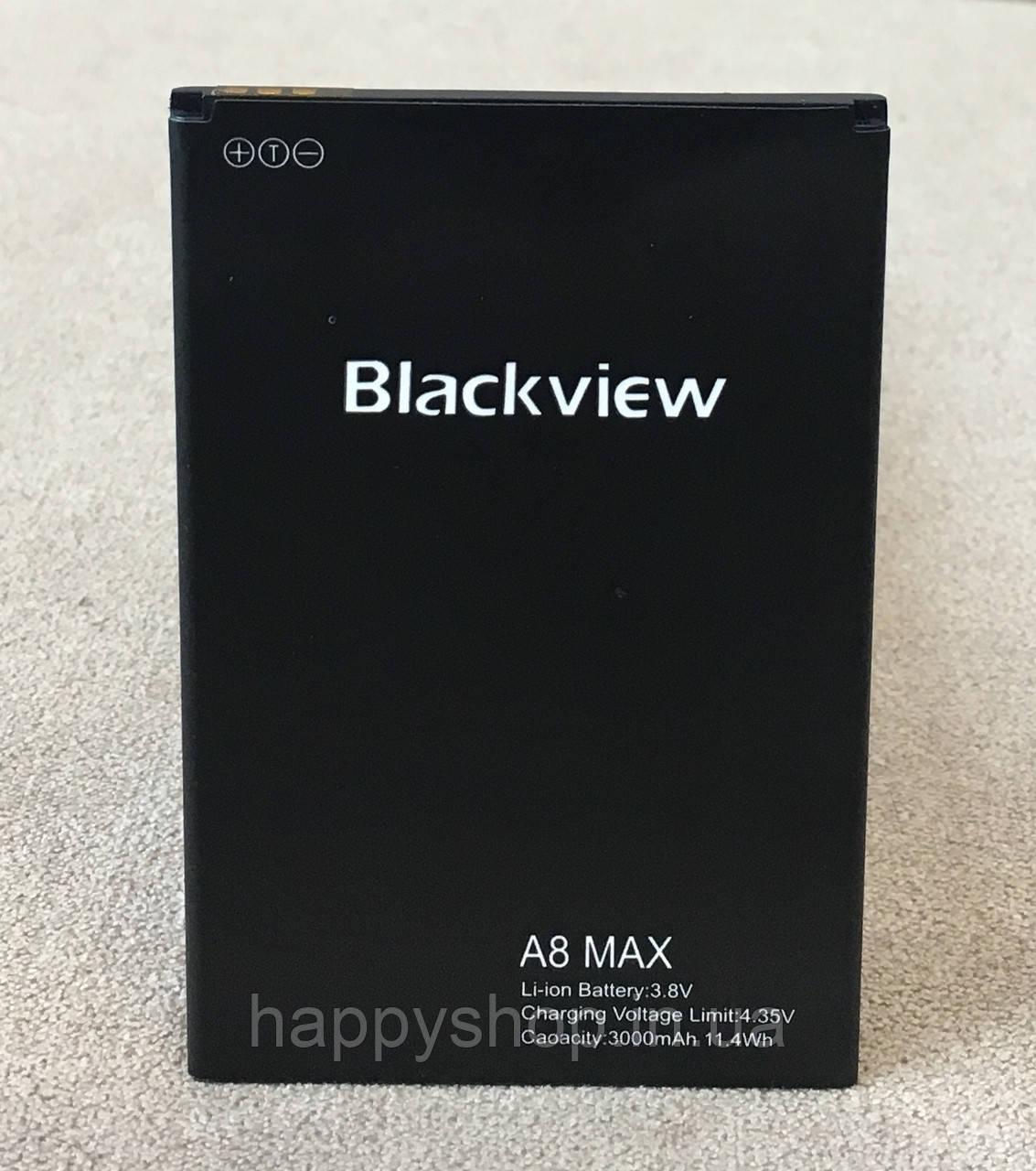 Оригінальна батарея Blackview A8 Max