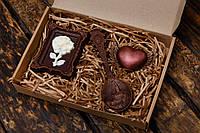 """Шоколадный набор.  Оригинальный шоколадный набор """"Любимой женщине""""., фото 1"""