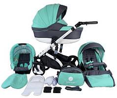 Многофункциональная детская коляска LAMEIRO 3в1