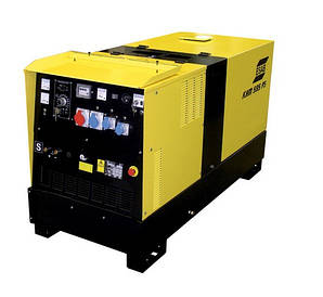 Сварочный агрегат (дизельгенератор) KHM 595 PS с приводом от ДВС