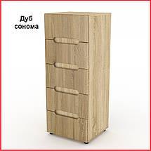 МС  Комод 8 МДФ Компанит, фото 2