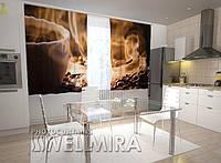 Фотошторы на кухню Аромат кофе