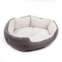Лежак для кошек и собак Бриг ТМ Природа