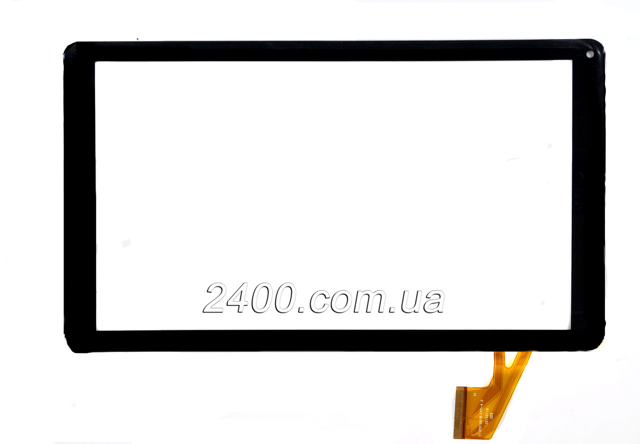 Сенсор, тачскрин для планшета Nomi A10102 Vita VTCP010A18-FPC-4.0 черный