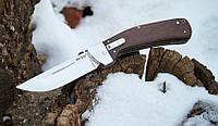 Нож выкидной Индеец 2, надежный крупный нож на каждый день