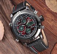 Часы армейские AMST 3022 Silver-Black, ОПТ