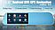 Зеркало регистратор D22 2 камеры GPS WiFi Android 6.1, фото 5