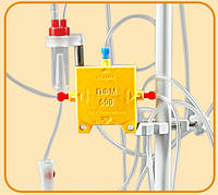 Комплект для аппаратного плазмафереза с фильтром ПФМ-500,ПФМ-800