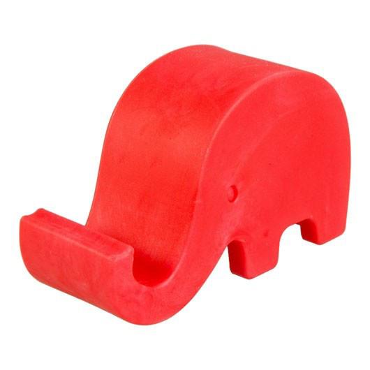 Подставка для телефона, планшета в виде слоника на стол