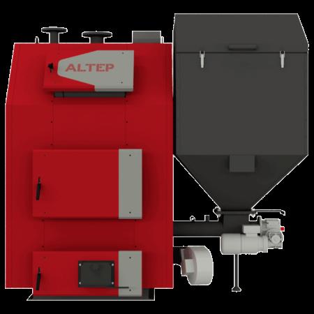 Промышленный пеллетный котел длительного горения с автоматической подачей  Альтеп TRIO Pellet (КТ-3Е-SH) 400