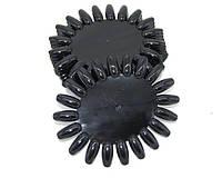 Планшет-ромашка PO-04B, 20 ногтей черная