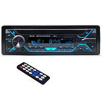 ✓Автомагнитола JSD 3010 с подсветкой поддержкой TF карт USB AUX функция ответа на звонки