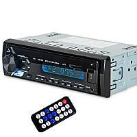 ☀Автомагнитола HEVXM 3077 1 DIN с функцией ответа на звонки для воспроизведения музыки с USB AUX