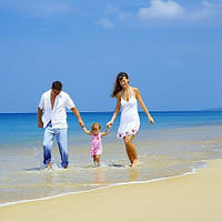 В отпуск с маленьким ребенком