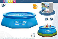 Бассейн с комплектом 244x76 см, Easy Set, Intex 28112/56972, фото 1