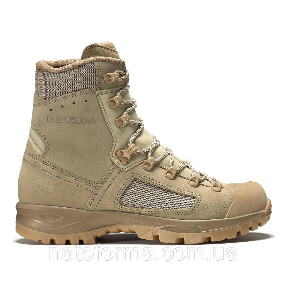 Берцы, ботинки LOWA ELITE DESERT, оригинал, новые