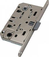 Механизм WC замка AGB Mediana Evolution для внутренних дверей 96 мм, никель