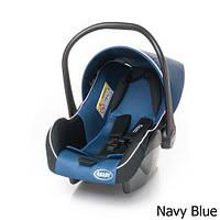 Автокресло детское 4Baby Colby Navy Blue 2017, 0-13 кг