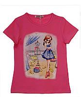 Стильные футболки для девочек Grace Венгрия