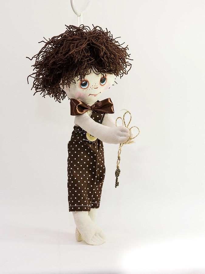 Кукла Ангел  Vikamade малая Чердачная.