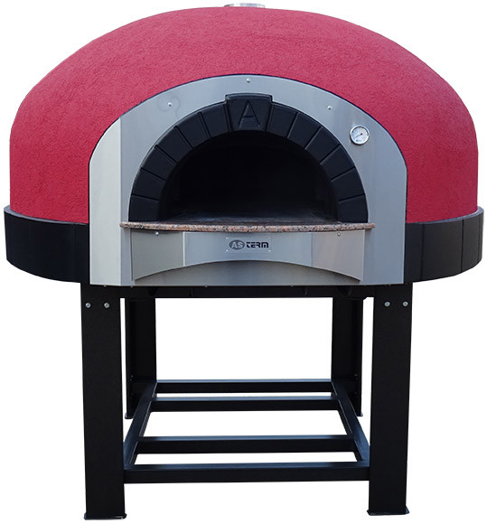 Печь для пиццы на дровах D160K Silicone Asterm (Болгария)