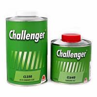 Прозрачный лак HS Challenger CL250 (Лак 1л + отвердитель 0,5л)