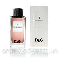 Всеми любимая Dolce&Gabbana 3 L`Imperatrice (Дольче Габбана 3 Императрица) 100 мл Всего за 146грн!!!