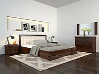 Кровать Arbordrev Регина Люкс без ПМ (160*200) бук, фото 1