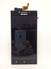 Дисплей Lenovo P70 Black