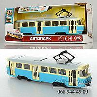 троллейбус модель