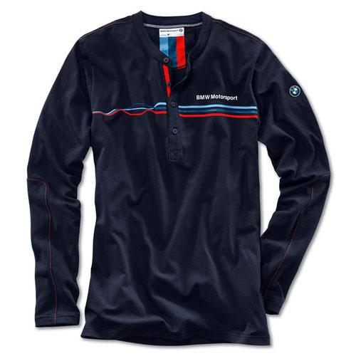 Мужской лонгслив BMW Motorsport Long-Sleeve Shirt men (80142285841)