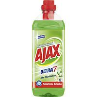 Ajax Allzweckreiniger Ultra 7 Frühlingsblume - Универсальное чистящее средство с ароматом весенних цветов, 1 л