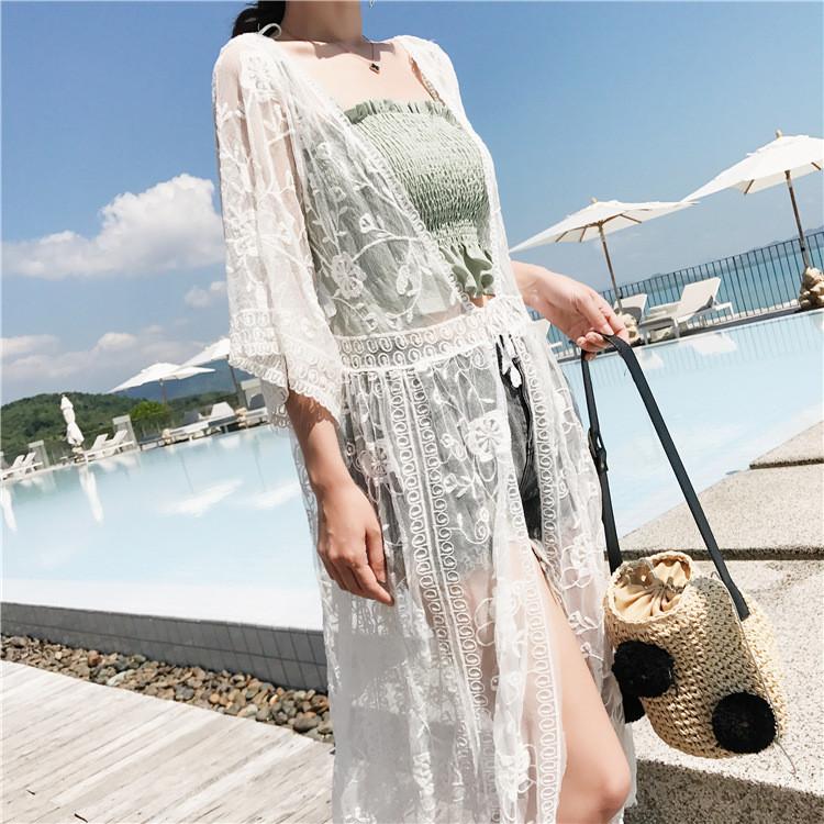 Женское пляжное платье  AL-9138-15