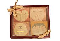 Носки детские Caramella 0-12 мес Разноцветные (33564)