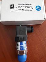 Датчик давления Atek ВСТ110  0...10 bаr, G1/2, 4...20 mA, фото 1