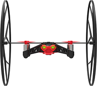 Квадрокоптер PARROT Rolling Spider red