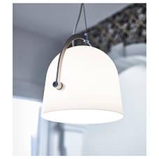 СВИРВЕЛЬ Подвесной светильник, белый 40280819 IKEA, ИКЕА, SVIRVEL, фото 3