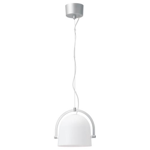 СВИРВЕЛЬ Подвесной светильник, белый 40280819 IKEA, ИКЕА, SVIRVEL