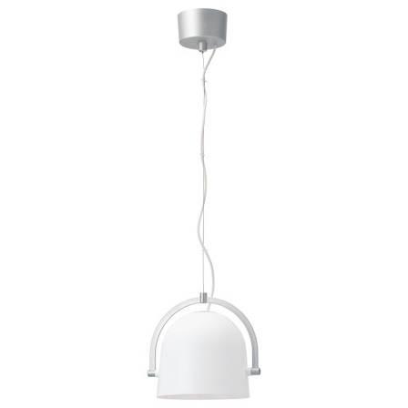 СВИРВЕЛЬ Подвесной светильник, белый 40280819 IKEA, ИКЕА, SVIRVEL, фото 2
