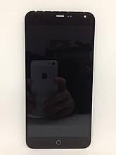 Дисплей Meizu M1 Note Black