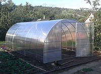 Теплица арочная 3х6х2 в сборе с премиум поликарбонатом 4 мм