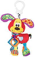 Мягкая игрушка-подвеска на кроватку Baby Team Собака (8530) , фото 1
