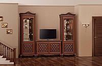 Модульная система для гостиной «Ливорно» Мир Мебели РКММ