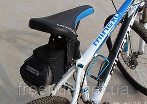 Велосумка подседельная (Serfas-2), сумка под седло, фото 3
