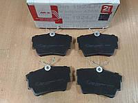 """Тормозные колодки задние на Renault Trafic, Opel Vivaro 2001- > """"ASAM"""" 71395 -производстваРумынии, фото 1"""