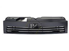 Решетка радиатора ВАЗ 2110 черная (без эмблемы) (пакет)